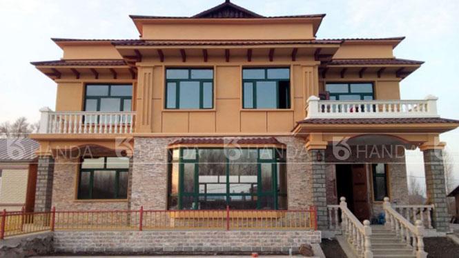 黑龙江省海伦市个人别墅