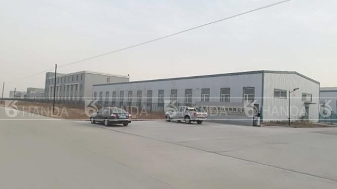 大庆市中明科技办公楼厂房