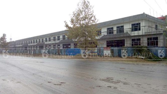 河北保定市顺平县威力欧防腐保温厂二期办公用房
