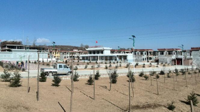 甘肃临夏州肖红平新农村改造项目