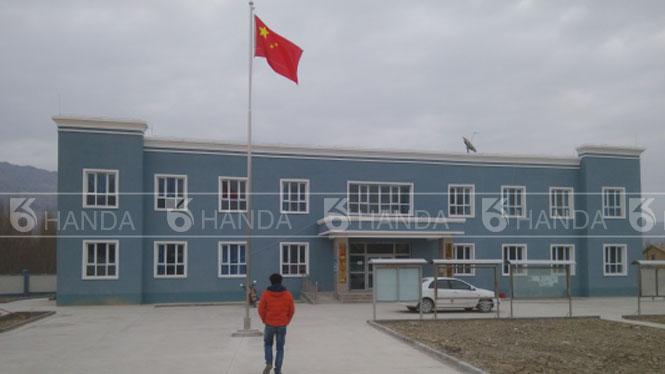 新疆伊犁州特克斯县喀拉托海村委会
