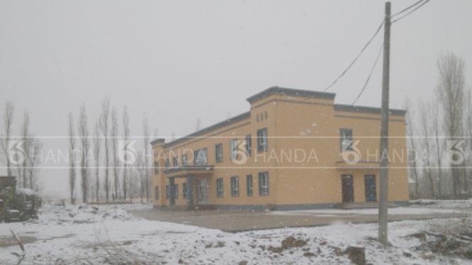 新疆伊犁州特克斯县喀拉托海乡库穆托别村委会