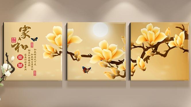 韩达碳纤维墙暖画