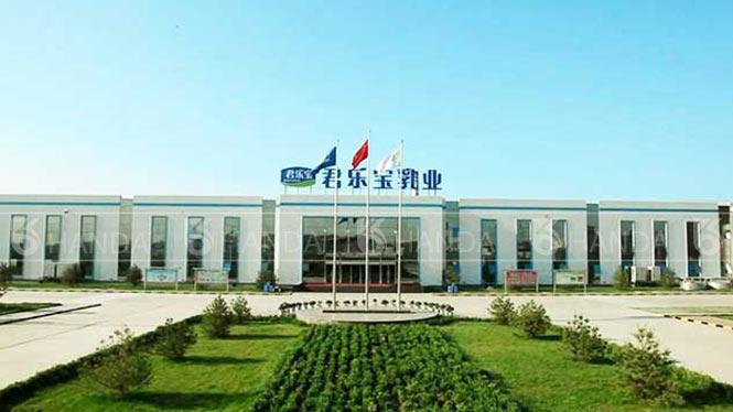河北省君乐宝乳业办公楼